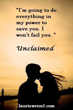quotes #love #YA #paranormal #Unclaimed