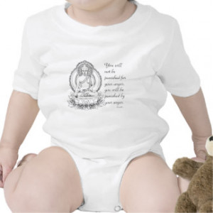 Kids & Baby Buddha Quotes Clothing