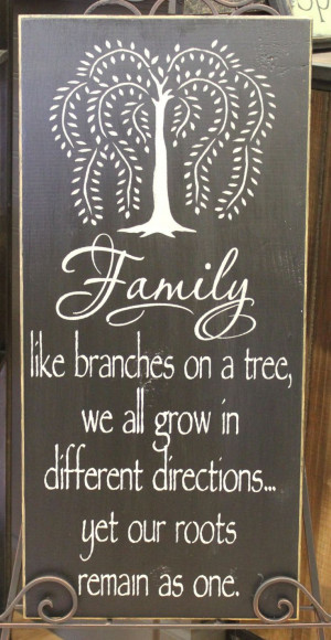Willow Tree Family Beautiful Sign/Great Gift/Housewarming Gift/Gift. $ ...