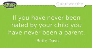 quotes about tough love parenting