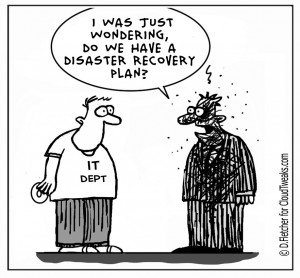 The Lighter Side Of The Cloud – Disaster Recovery