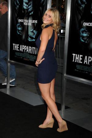 Thread: Julianna Guill at The Apparition Premiere at Grauman's ...