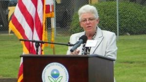 Obama picks Gina McCarthy to lead EPA The longtime environmental cop ...