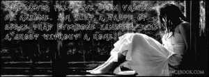hurt girl Facebook Cover | Broken FB Cover | suicidal Facebook Covers ...