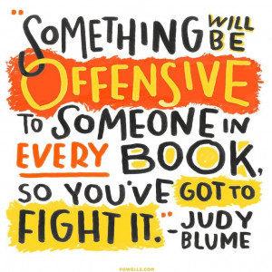 Judy Blume quote