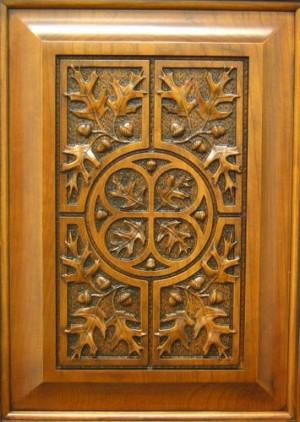 CNC Carved Door