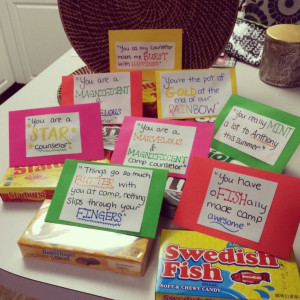 Cute sayings for candy: Appreciation Thank, Cute Candy Sayings, Girls ...