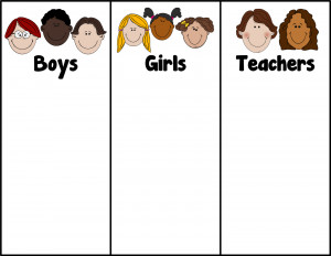 Boys vs. Girls vs. Teachers Cute Boy Quotes For Girls