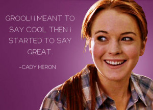 Top 10 Favorite Quotes from Mean Girls