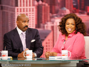 harvey the reason why oprah did not give multimedia king steve harvey ...