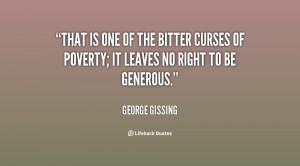 George Gissing Quotes