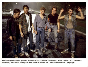 The Outsiders - Francis Ford Coppola - 1983