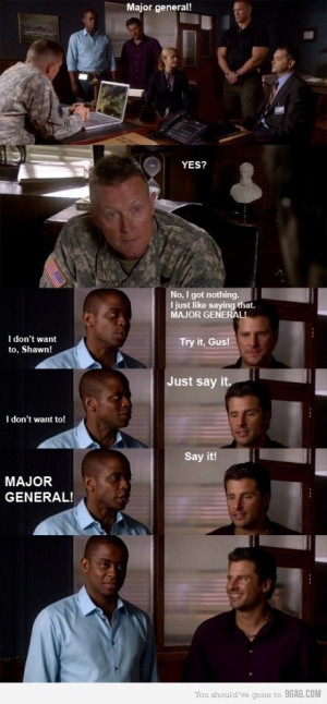 Psych TV Show Quotes