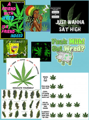 Funny Weed Smoking Quotes
