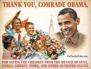IN OBAMA'S NEW AMERICA THEIR IS NO PLACE FOR INDIVIDUALISM BECAUSE THE ...