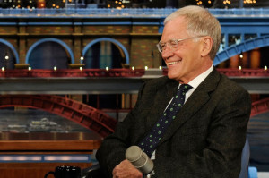 to Dave about the series finale on the Late Show with David Letterman ...