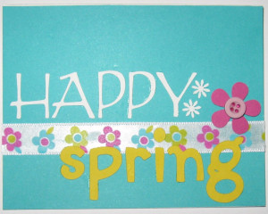 Go Back > Images For > Happy Spring Quotes