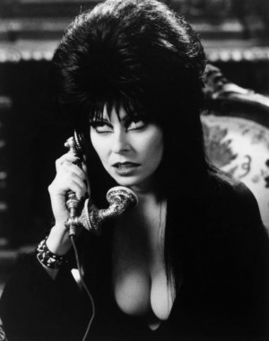 ELVIRA, MISTRESS OF THE DARK, Cassandra Peterson, 1988, (c)New World ...