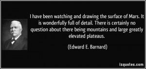 Edward E. Barnard's Quotes