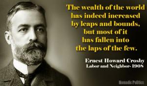 Quote about Income Equality...from 1908