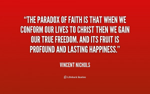 Vincent Nichols Quotes