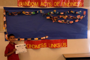 Guadalupe Students Paying It Forward with 'Random Acts of Kindness ...