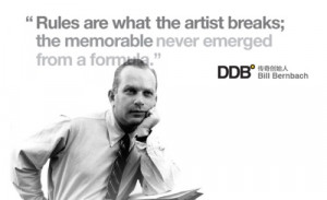 bill bernbach #bernbach #quotes #advertising #ads #quote #truth # ...