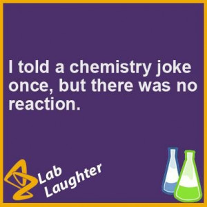 Science Cat Chemistry Jokes