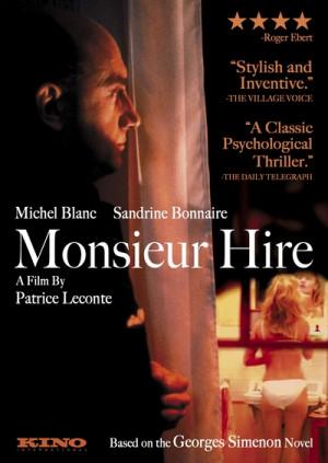 insolito caso di Mr. Hire Patrice Leconte - 1989