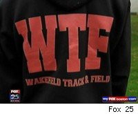 Wakefield HS Track and Field Team's 'WTF' Shirts Cause Controversy