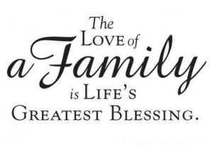 30 great family quotes and sayings