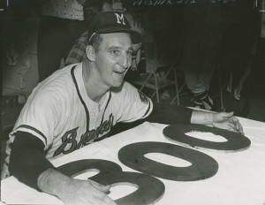 "Warren Spahn joined Major League Baseball's exclusive ""300 Wins ..."