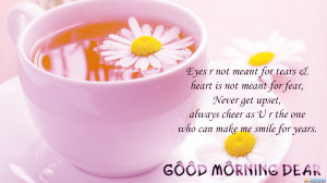 Morning wishes with quotes