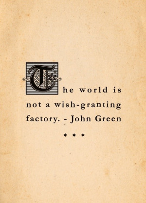 John green quotes sayings world short quote