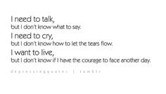 this just describes everything! I need someone to listen to my silence ...