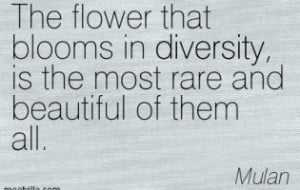 Inspirational quotes about diversity