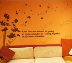 ... room wall quote decal 0676 ems shippping cheap price(China (Mainland