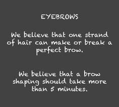 eyebrows more wax service skincare eyebrows sayings waxing beauty skin ...
