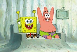 Spongebob and Patrick HD Wallpaper #5015
