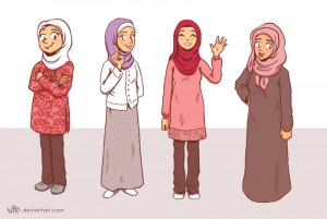 Top 5 des préjugés sur les hijabis