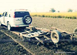 Farming in Punjab India Funny Desi Jugaad