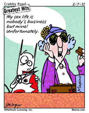 Some mildly amusing Maxine cartoons