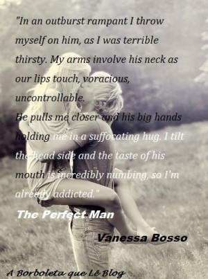 Vanessa Bosso's - The Perfect Man