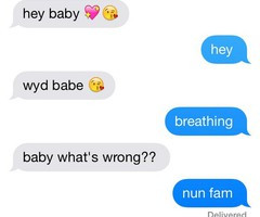 When Bae Mad At You Quotes