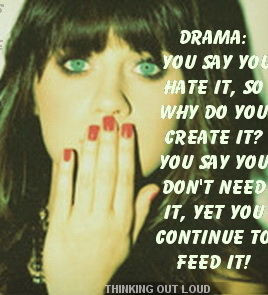 drama quotes, drama quote, drama quotes and sayings, i hate drama ...