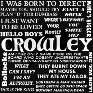 the color black quotes crowley_quotes_sweatshirt.jpg?color=Black...