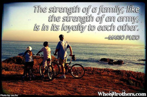 The Strength Family...