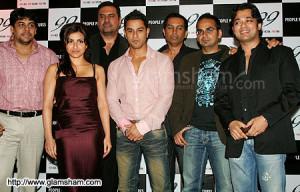 Cyrus Broacha, Soha Ali Khan, Kunal Khemu, D.K & Anupam Mittal - photo ...