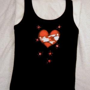 Stef Bleeding Heart Emo Ranger