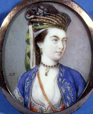 Lady Mary Wortley Montagu: Letters from Turkey